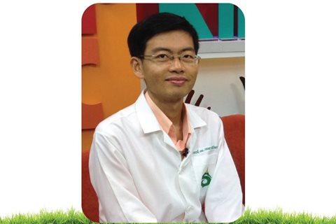 ขอแสดงความยินดีแก่ อาจารย์ ดร.นายแพทย์นพพร อภิวัฒนกุล ภาควิชากุมารเวชศาสตร์