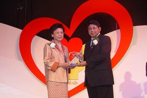 รางวัลคุณภาพด้านการให้การบริการประชาชน