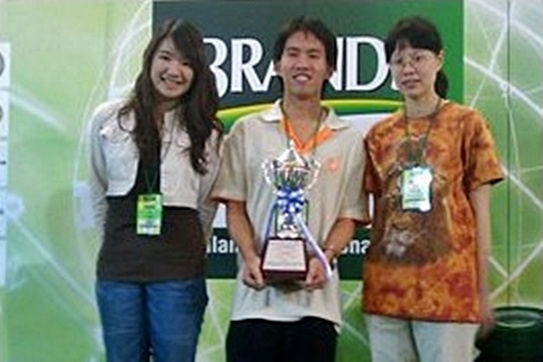นักศึกษาแพทย์รามาธิบดี คว้าแชมป์แบรนด์ซูโดกุ ประเทศไทยและนานาชาติ ครั้งที่ 3