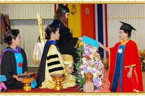 ศาสตราจารย์ ดร.สมจิต หนุเจริญกุล รับพระราชทานปริญญาพยาบาลศาสตรดุษฎีบัณฑิตกิตติมศักดิ์