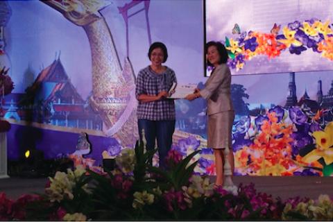 ข่าวน่ายินดี ขอแสดงความยินดีแก่ ผู้ได้รับรางวัลการประกวดภาพวาดสีน้ำ จากการประชุมวิชาการกล้วยไม้เอเชียแปซิฟิก ครั้งที่ 12