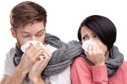 ป้องกันไข้หวัดอย่างไรให้ได้ผล