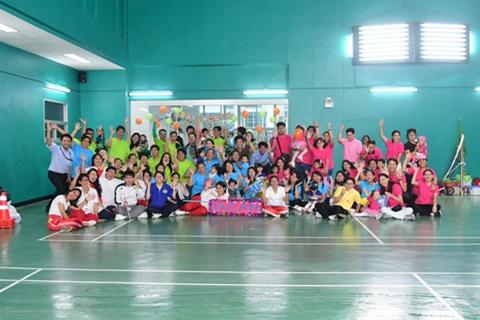 งานกีฬาสี ประจำปี 2562 Sport Day Daycare