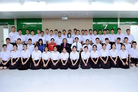 โรงเรียนมหิดลวิทยานุสรณ์ องค์การมหาชน เข้าศึกษาดูงานศูนย์จีโนมทางการแพทย์