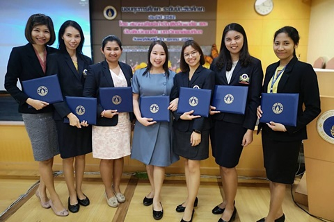 โรงเรียนพยาบาลรามาธิบดี ขอแสดงความยินดีกับนักศึกษาพยาบาลศาสตรระดับบัณฑิตศึกษาที่ได้รับทุนสนับสนุนการทำวิทยานิพนธ์บางส่วน สำหรับนักศึกษาบัณฑิตวิทยาลัย มหาวิทยาลัยมหิดล ประจำปี 2562