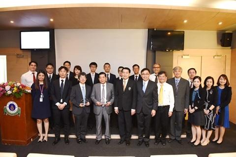 The 1st Nagoya-Ramathibodi-Siriraj endoscopic workshop: 2E procedures for early Gl cancer