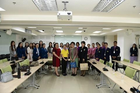 โรงพยาบาลศิริราช ปิยมหาราชการุณย์ คณะแพทยศาสตร์ศิริราชพยาบาล มหาวิทยาลัยมหิดล ศึกษาดูงานระบบการบริหารเตียงผู้ป่วยใน