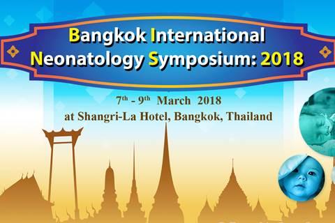 Bangkok International Neonatology Symposium 2018