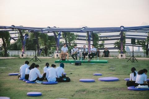 ดนตรีในสวนสุขวนา