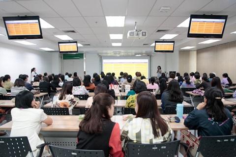 โรงเรียนพยาบาลรามาธิบดี จัดการประชุม Faculty Meeting ครั้งที่ 2 ประจำปี 2562