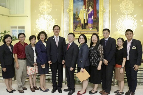 The First Thailand-Taiwan Forum on Medical Science and Technology