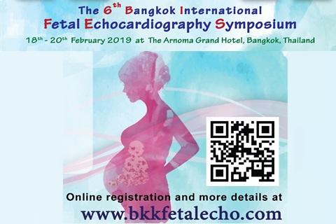 The 6th Bangkok International Fetal Echocardiography Symposium