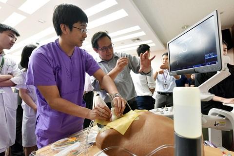 โครงการอบรม Workshop Vascular Access