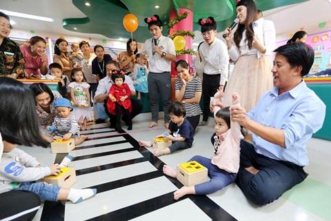 """ศูนย์พัฒนาเด็กปฐมวัย และฝ่ายทรัพยากรบุคคล จัดงาน """"วันเด็กแห่งชาติ"""""""
