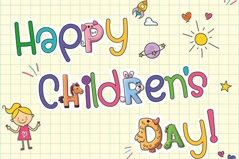 "Happy Children's Day ""เด็กไทยยุคใหม่ รู้รักสามัคคี รู้หน้าที่พลเมืองไทย"""