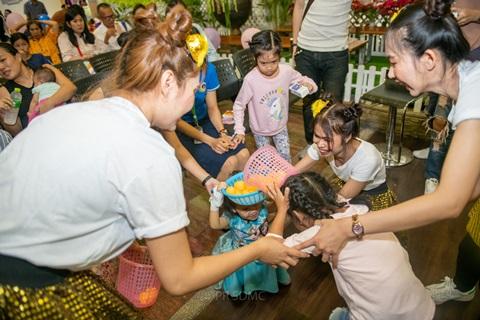 ศูนย์การแพทย์สมเด็จพระเทพรัตน์ จัดกิจกรรมวันเด็ก ประจำปี 2563