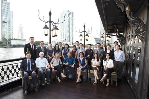 งานเลี้ยงต้อนรับ คณะอาจารย์ที่ปรึกษาและผู้ได้รับพระราชทานทุนโครงการเยาวชนรางวัลสมเด็จเจ้าฟ้ามหิดล ประจำปี 2563