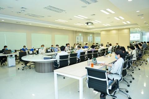 ประชุมคณะกรรมการประจำคณะฯ ครั้งที่ 12/2563