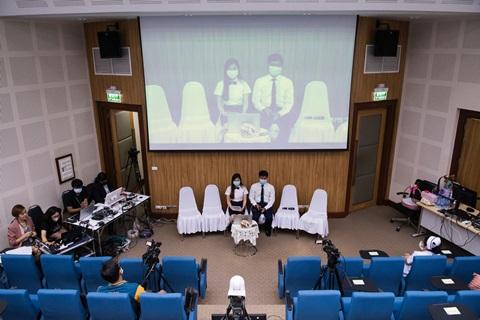 ปฐมนิเทศนักศึกษารามาธิบดี ชั้นปีที่ 1 ประจำปีการศึกษา 2563