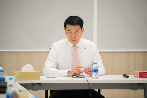 ประชุมคณะกรรมการบริหารคณะฯ ครั้งที่ 36/2563