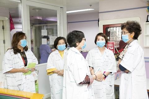 ศูนย์พัฒนาเด็กปฐมวัย คณะแพทยศาสตร์โรงพยาบาลรามาธิบดี มหาวิทยาลัยมหิดล ต้อนรับคณะตรวจเยี่ยมการดำเนินงานของศูนย์พัฒนาเด็กปฐมวัย จากคณะกรรรมการศูนย์นมแม่ กรมอนามัย กระทรวงสาธารณสุข