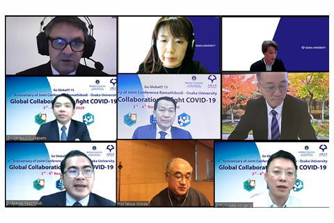 5th Anniversary of Joint Conference Ramathibodi-Osaka University
