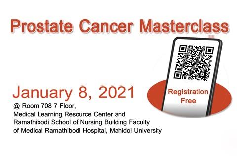 Prostate Cancer Masterclass