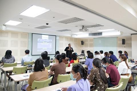 โครงการอบรม ใช้ไอทีอย่างปลอดภัย พวกเราสบายใจ คนไข้ได้รับความคุ้มครอง (Security Awareness Training) รุ่นที่ 1