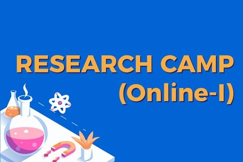 RESEARCH CAMP (Online-I) ปีการศึกษา 2564 ภายใต้โครงการต้นกล้ารามาธิบดี