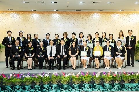 งานแสดงความยินดีและเชิดชูเกียรติบุคลากรคณะฯ ประจำปี 2562