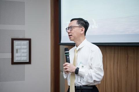 """บรรยายเวชศาสตร์อินทีเกรทเฉพาะทางด้านการแพทย์แผนไทย หัวข้อ """"ศาสตร์การแพทย์แผนไทยในศตวรรษที่ 21"""""""