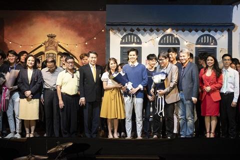 """ละครเวทีการกุศล Rama Drama ครั้งที่ 12 """"ก่อนฟ้าจะสาง เดอะมิวสิคัล"""""""