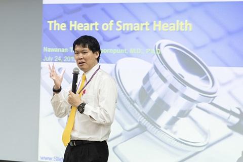 Exclusive talk series: Smart Technology กับการดูแลสุขภาพ
