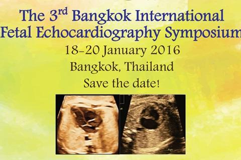 The 3rd Bangkok International Fetal Echocardiography