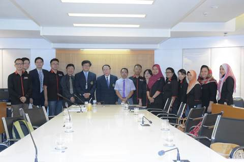Warmly Welcomed Visitors from Universiti Putra Malasia