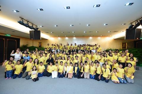 งานโรคโลหิตจางธาลัสซีเมียแห่งประเทศไทย ครั้งที่ 29 และวันธาลัสซีเมียโลก ครั้งที่ 17