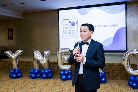 RAMA SYNERGY 2020 For Sustainability รวมพลังสู่การบริหารและใช้ทรัพยากรอย่างมีประสิทธิภาพเพื่อองค์กรที่ยังยืน