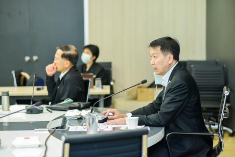 การประชุมคณะกรรมการบริหารคณะฯ ครั้งที่ 12/2563