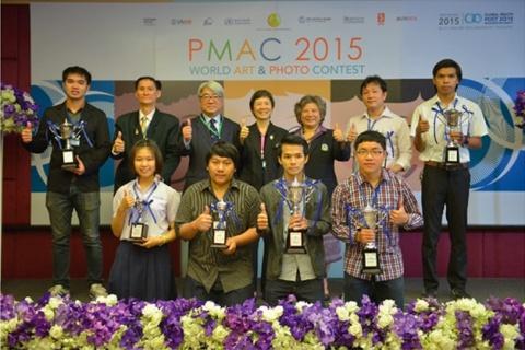 PMAC 2015 WORLD ART & PHOTO CONTEST