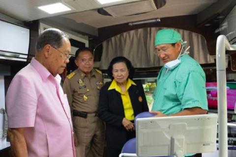 หน่วยแพทย์เคลื่อนที่โครงการพระราชทานความช่วยเหลือ