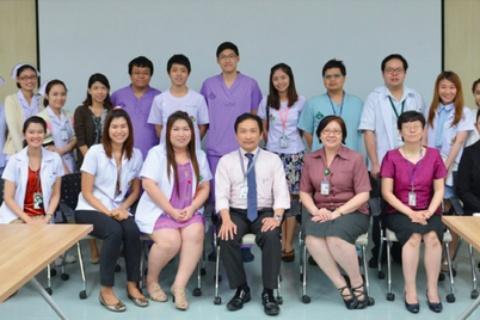 อบรมโครงการจัดการความรู้ด้านความผิดพลาดทางยา ครั้งที่ 7 รุ่นที่ 1