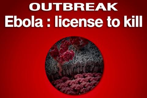 ขอเชิญเข้าฟังการบรรยาย Ebola : license to kill