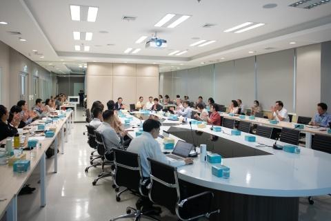 การประชุมคณะกรรมการประจำคณะฯ ครั้งที่ 6/2563