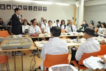 การจัดทำข้อตกลงการปฏิบัติงาน (PA) ภาควิชาวิสัญญีวิทยา