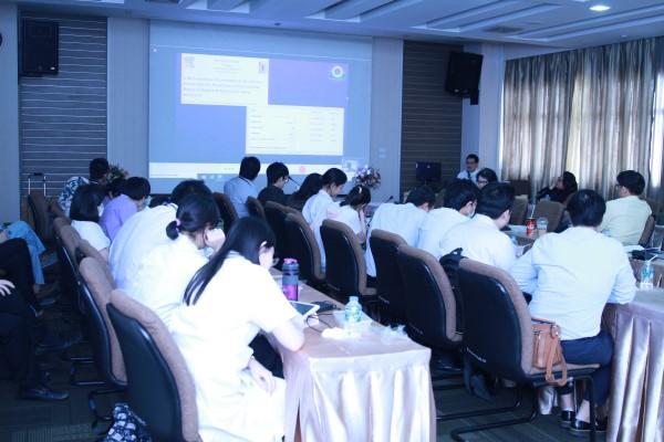 ประชุม Interhospital conference Vascular
