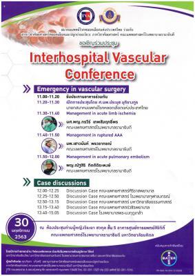 Interhospital Vascular Conference