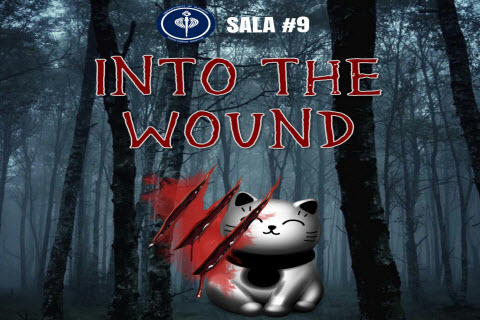 INTO THE WOUND